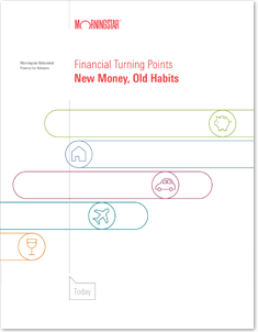 Financial Turning Points: New Money, Old Habits